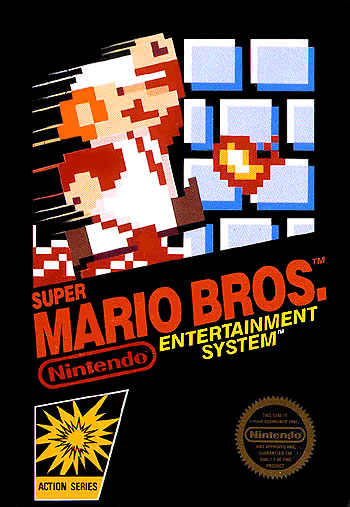 1985 - Nintendo (NES, Game Boy Advance, Virtual Console, eShop)