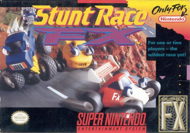 My Top 100: #83 – Stunt Race FX – Control Pad Blues