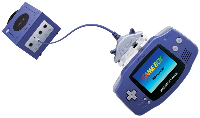 An early WiiU?  When you think about it, that's pretty much what this was.