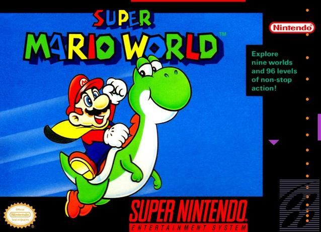 1991 - Nintendo (Super NES, Game Boy Advance, Virtual Console)