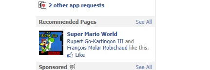 This was on my Facebook feed this morning... It knows me a bit too well.