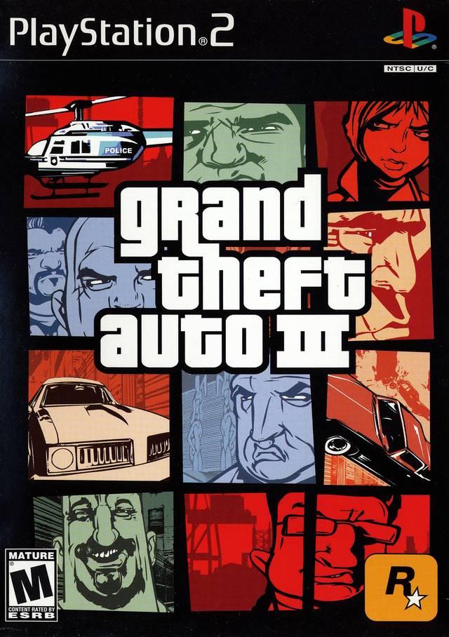 2001 - Rockstar Games (PlayStation 2, PC, Xbox, Mac, iOS, PlayStation Network)