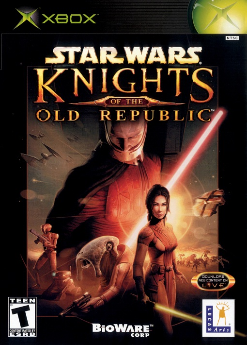 2003 - LucasArts\BioWare (Xbox, PC)