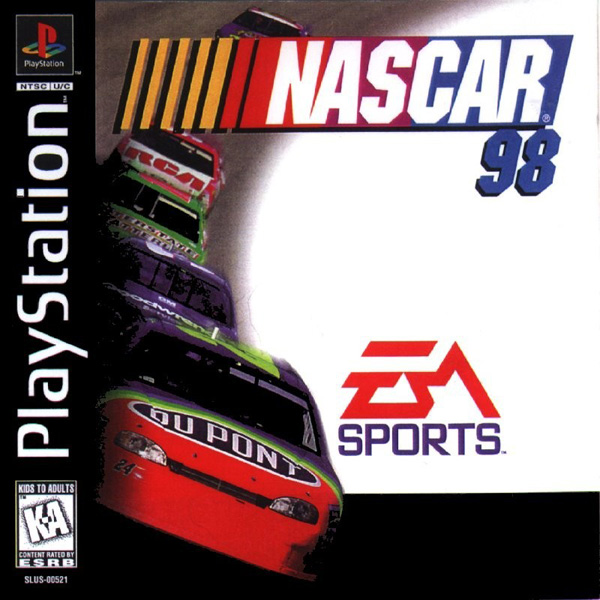 1997 - EA Sports (PlayStation, Saturn)