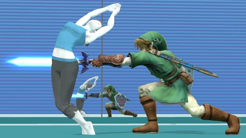 Nice try, Link.