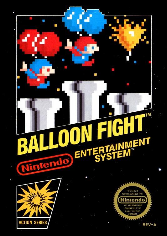 1984 - Nintendo (Arcade, NES, Virtual Console, eShop)