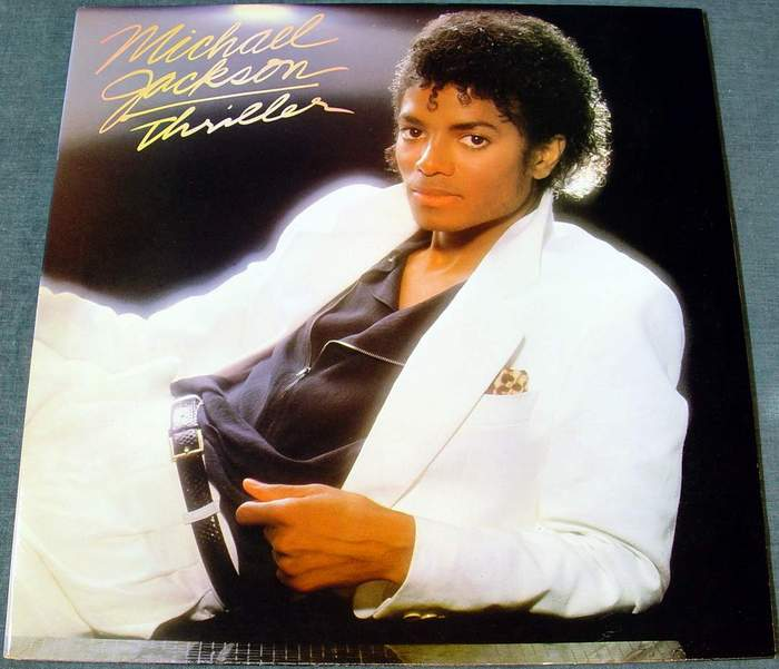 Say what you will about Michael Jackson, but the dude made Thriller.  THRILLER.