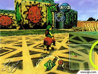 The colorful Zelda Gaiden screenshot I remember seeing in Nintendo Power.