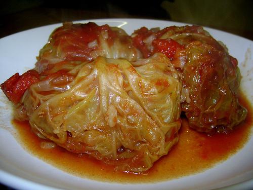 Cabbage rolls!