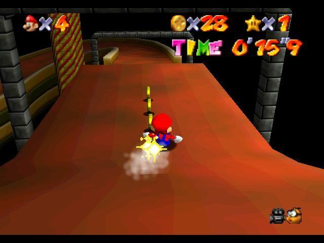 Mario Slide Theme